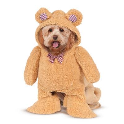 Walking Teddy Bear Pet Costume