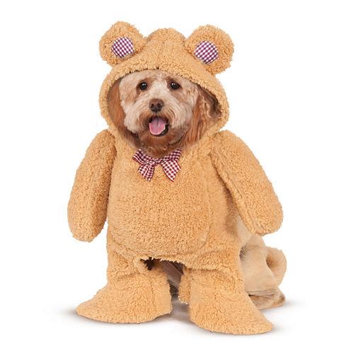 Buyseasons Walking Teddy Bear Pet Costume