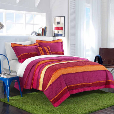 Chic Home Italica Quilt Set
