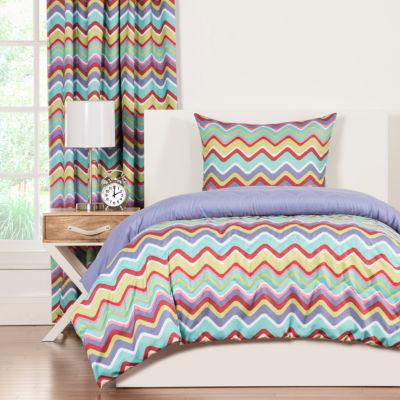 Crayola Mixed Palatte Comforter Set