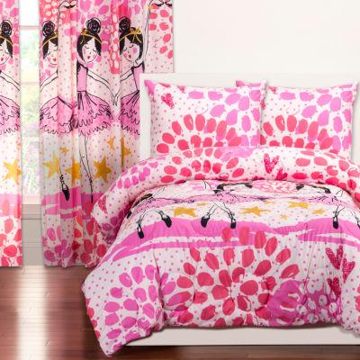 Crayola Twinkle Toes Comforter Set