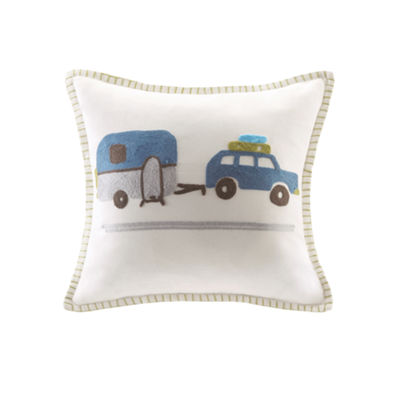 INK+IVY Shasta Square Throw Pillow