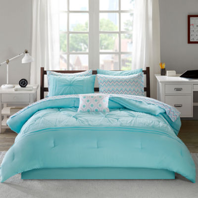 Intelligent Design Devynn Reversible Comforter Set