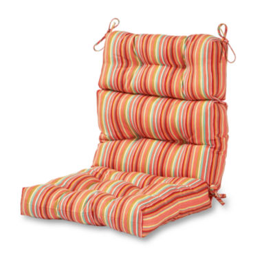 Greendale Home Fashions High Back Patio Chair Cushion