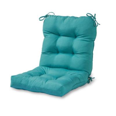 Greendale Home Fashions Seat Back Patio Chair Cushion