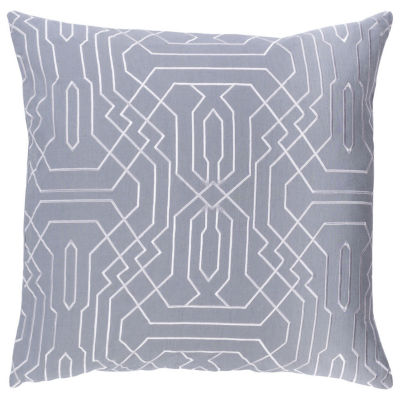 Decor 140 Hermance Square Throw Pillow