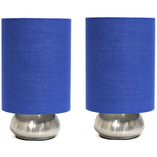 Simple Designs 2-pc. Lamp Set