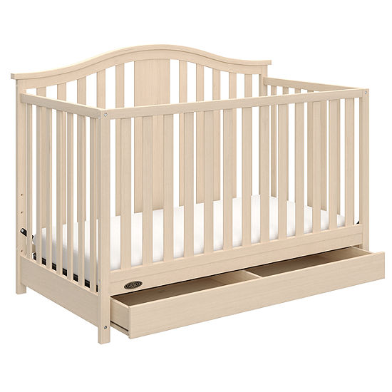 Graco Solano 4 1 Convertible Crib With Drawer Jcpenney