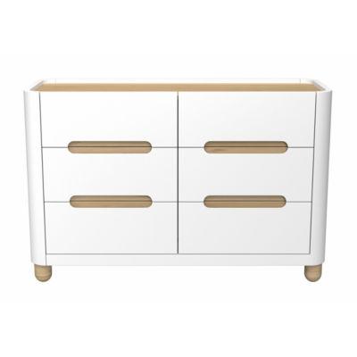 Storkcraft Roland 6-Drawer Nursery Dresser