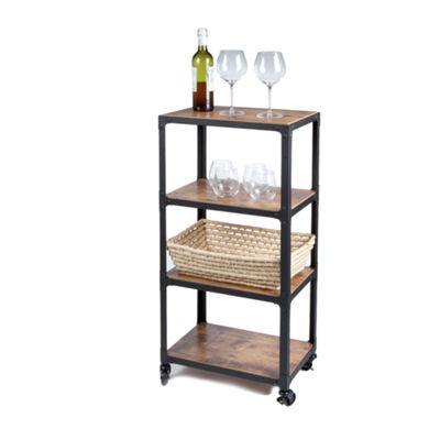 Mind Reader ' Charm' 3-Tier Utility Cart