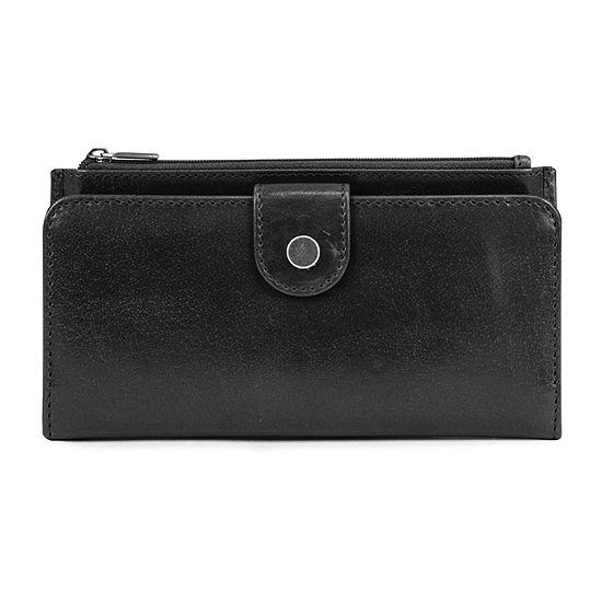 Mundi Vintage RFID Blocking Slim Fold Wallet