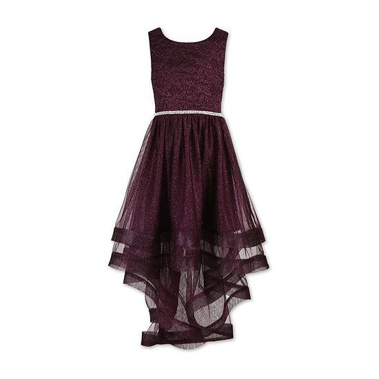 Speechless Big Girls Plus Sleeveless Party Dress