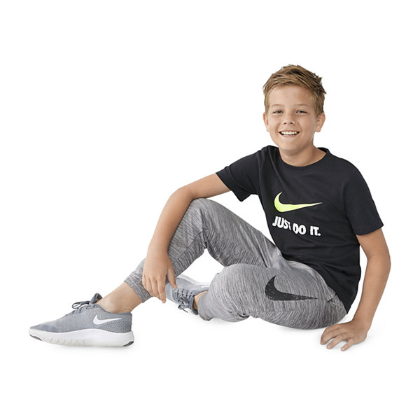 Nike Boys Performance Fleece Cinched Jogger Pant - Big Kid