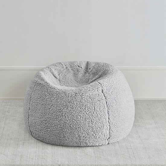 Intelligent Design Berber Bean Bag