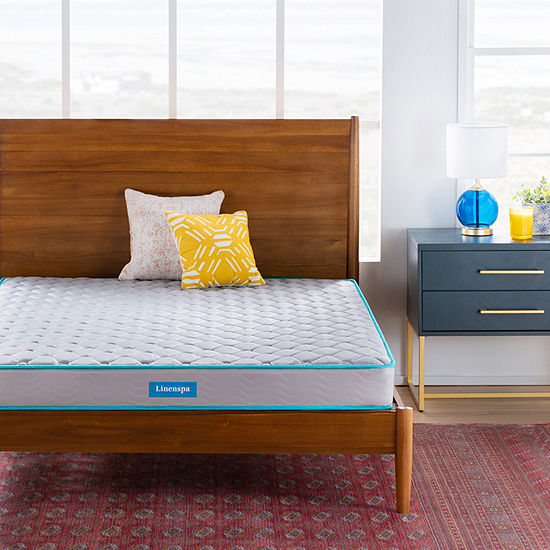 """Linenspa Signature Collection™  6"""" Innerspring Mattress in a Box"""