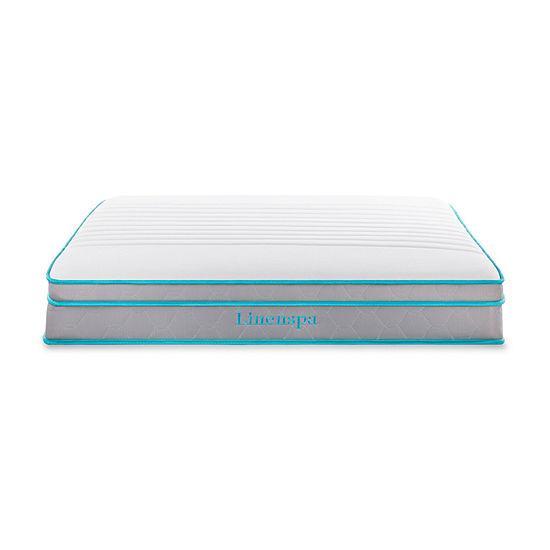 "Linenspa Signature Collection™ 10"" Memory Foam Hybrid Mattress in a Box"