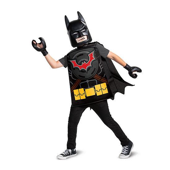 Lego Batman Basic Child Costume Boys Costume
