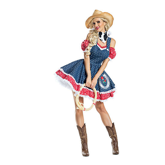 Sassy Howdy Adult Costume