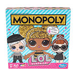 L.O.L. Surprise! Monopoly Board Game