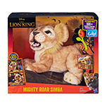 Hasbro Furreal Mighty Roar Simba Plush Interactive