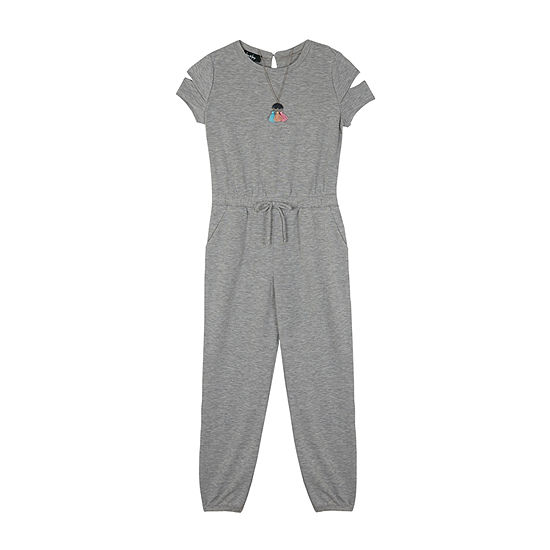 by&by girl Girls Jumpsuit - Big Kid
