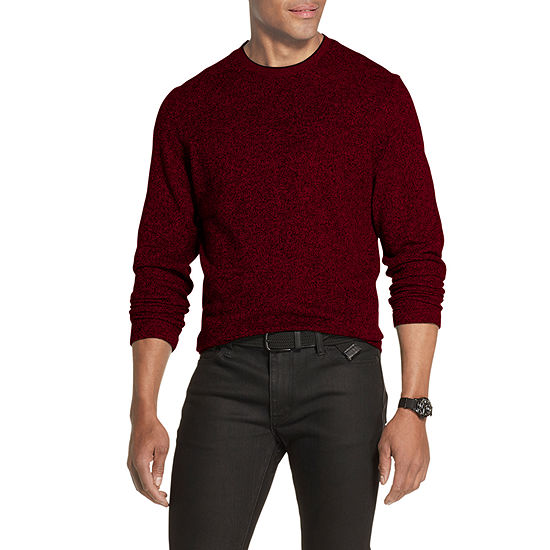 Van Heusen Flex Mens Crew Neck Long Sleeve Sweatshirt