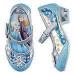 Disney Collection Frozen 2 Toddler Girls Mary Jane Shoes