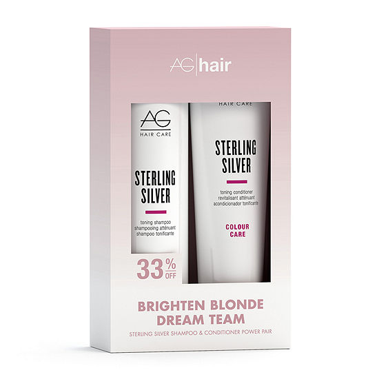 AG Sterling Silver 2-pc. Value Set - 16 oz.