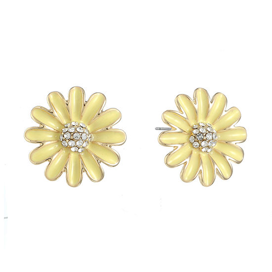 Gloria Vanderbilt 20.1mm Stud Earrings