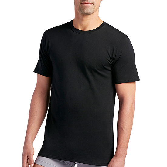 Jockey 3-pc. Short Sleeve Crew Neck T-Shirt