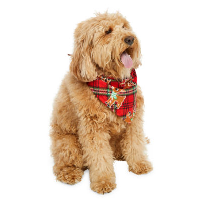 North Pole Trading Co. Rudolph Family Pet Bandana -Pet