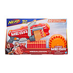 Nerf Megalodon N-Strike Mega Toy Blaster With 20 Mega Whistler Darts