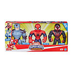 Marvel 3-Pc. Mega Mighties Action Figures