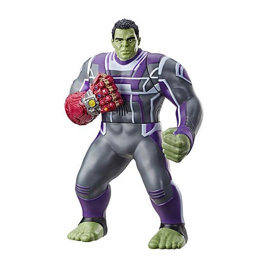 Hasbro Avengers Power Punch Hulk Action Figure