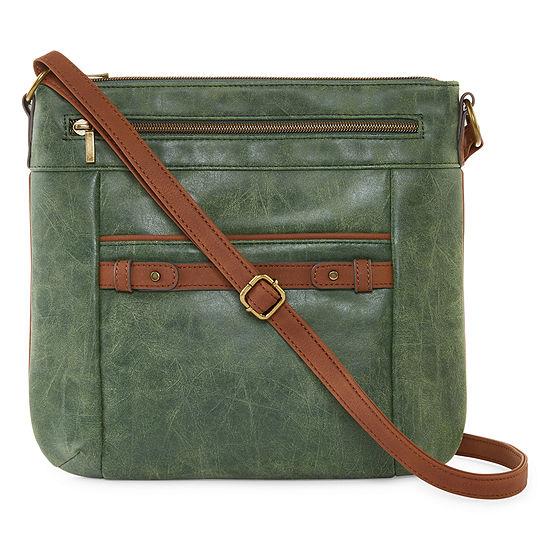 Arizona Top Zip Edwin Crossbody Bag