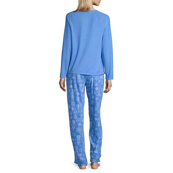 Disney Frozen Family Women's 2 Piece Pajama Set