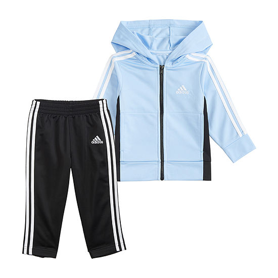adidas 2-pc. Logo Pant Set Toddler Boys