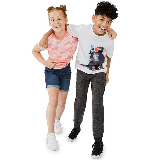 Arizona Girls Tee Short And Boys Tee Jogger