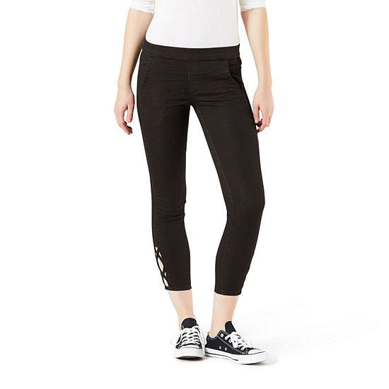 Denizen Womens Low Rise Skinny Jeggings - Juniors