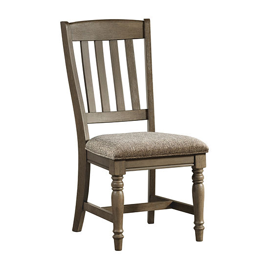Balboa Upholstered Set of 2 Dining Chairs