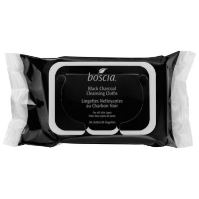 boscia Black Charcoal Cleansing Cloths