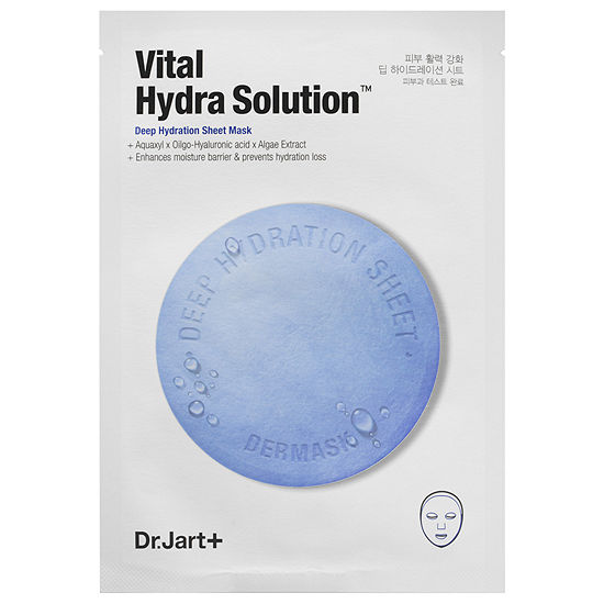 Dr. Jart+ Vital Hydra Solution™ Deep Hydration Sheet Mask