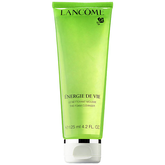 Lancôme Énergie de Vie The Smoothing & Purifying Foam Cleanser