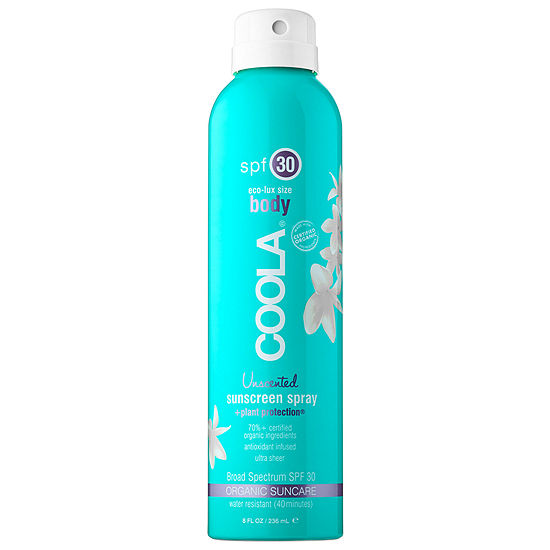 COOLA Sport Continuous Spray SPF 30 - Unscented