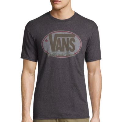 Vans® Short-Sleeve Back 2 Cali Tee