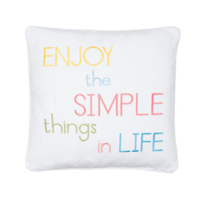 Levtex Celina Paisley Square Decorative Pillow
