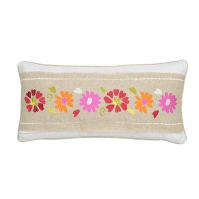 Levtex Annika Oblong Decorative Pillow