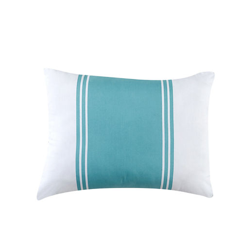 Fiesta Cabana Turquoise Oblong Decorative Pillow