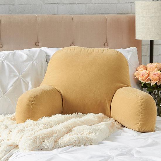 Greendale Home Fashions Hyatt Bed Rest Pillow
