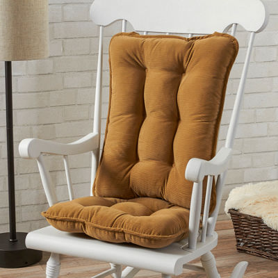 Greendale Home Fashions Standard Cherokee Rocking Chair Cushion Set